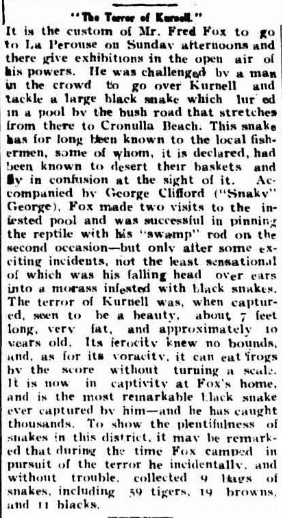 Clarence and Richmond Examiner 7 Jan 1911 http://nla.gov.au/nla.news-article61601945